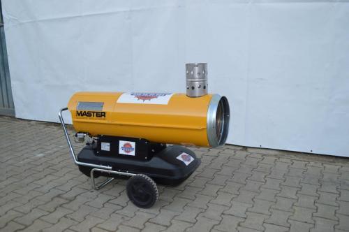 Generatore aria calda gasolio