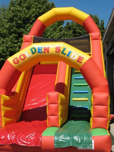 Golden slide